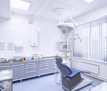 Rénovation de cabinet médical